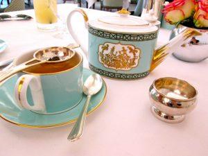 В Лондоне теперь пьют русский чай