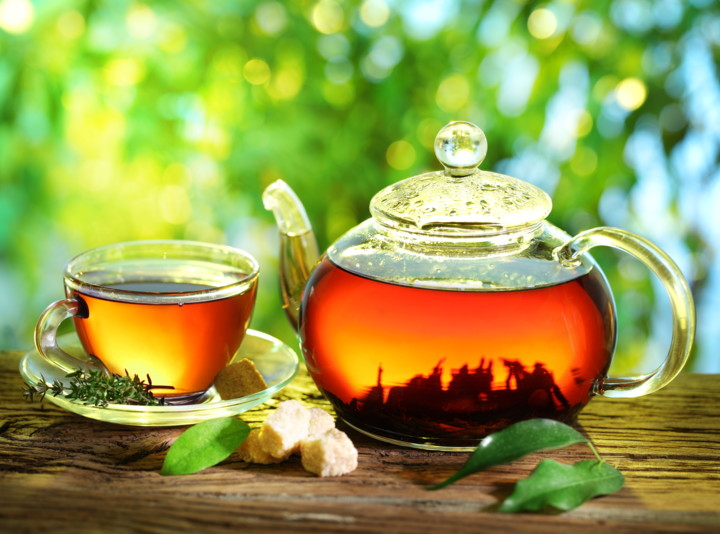 Риск развития рака повышает горячий чай