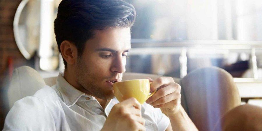 Зелёный чай полезен для мужчин: сделали открытие ученые