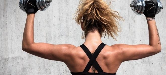 Как быстро накачать спину?