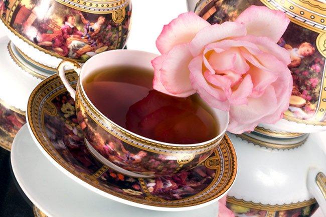 Чай, как косметическое средство