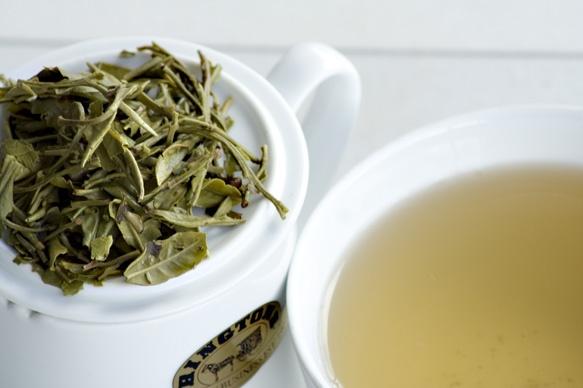 Белый чай для стройной фигуры