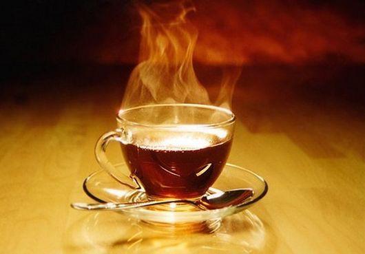 Крепкий чай вреден