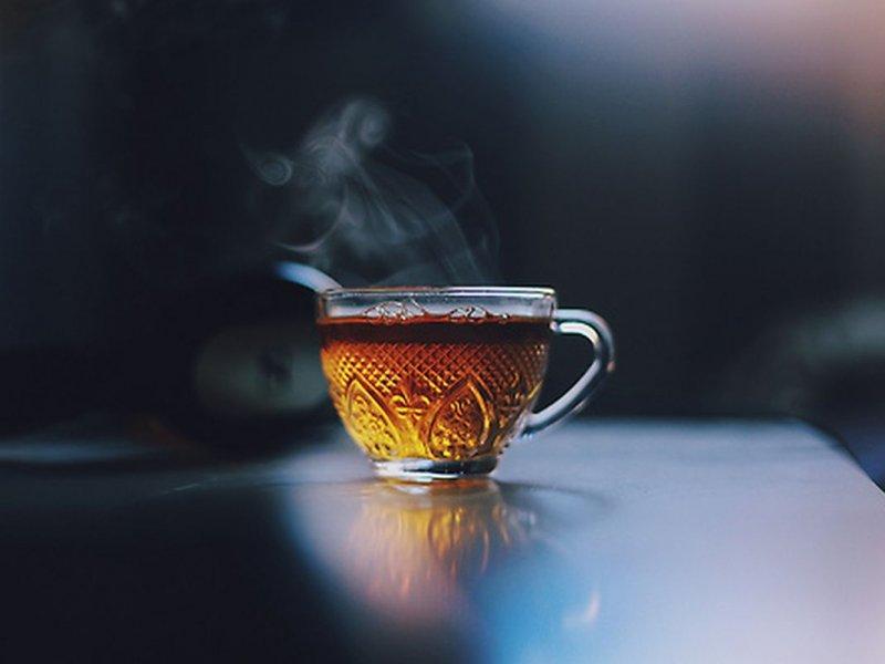 Чай защищает человека от болезней сердца