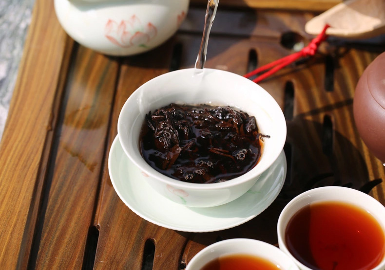 Чем обусловлена способность чая «Пуэр» снижать вес