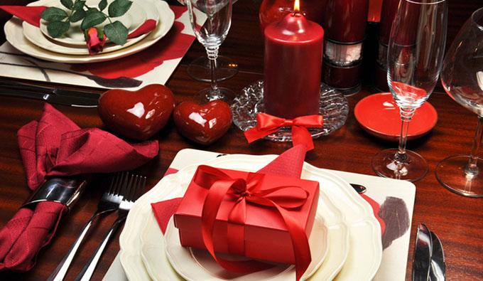 Подарите любимой романтический ужин