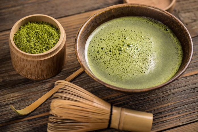 Зеленый чай помогает против рака