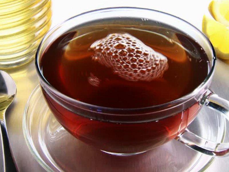Черный чай помогает похудеть не хуже зеленого