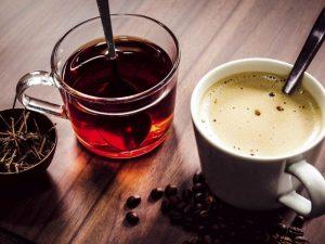 Как действуют на организм чай и кофе