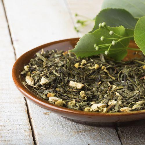 Вкусное, быстрое и здоровое травяное чаепитие