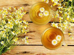 5 главных плюсов чая из ромашки
