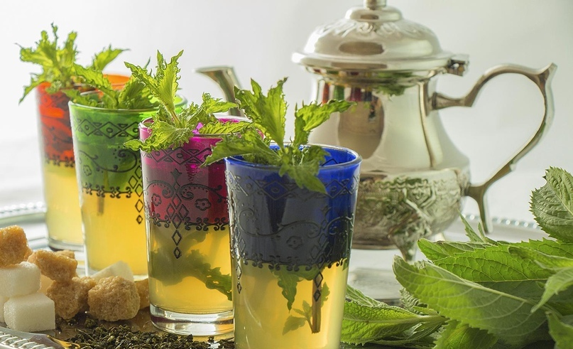 Жара и холод — для чая повод