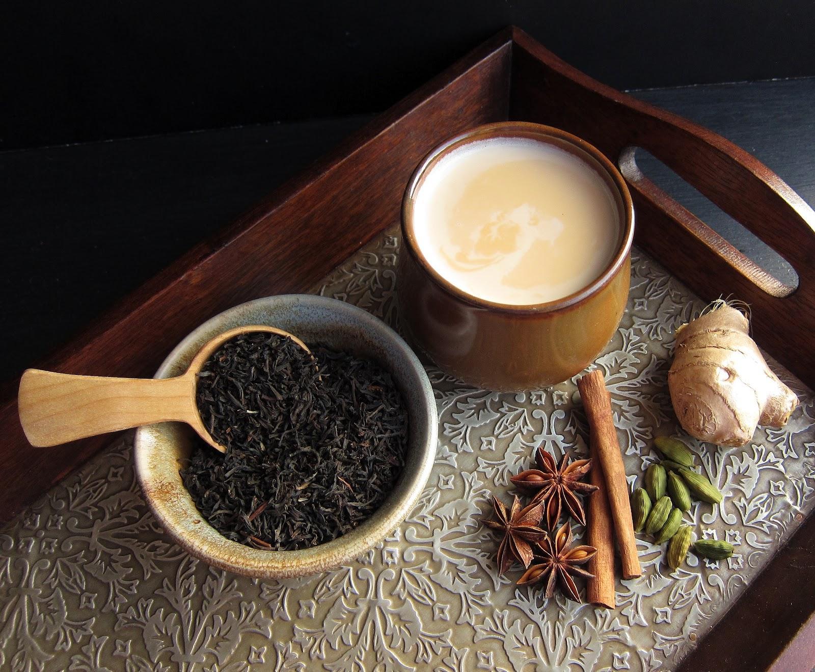 Чай масала: лучшая альтернатива традиционному завтраку