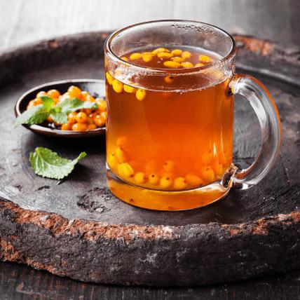 Ольха и черника в качестве заменителя чая
