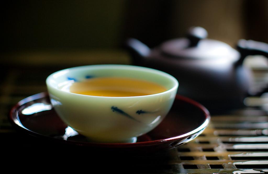 Легенды о чае и реальность