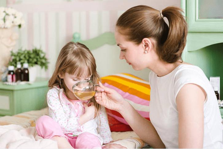 7 вопросов о чае для малыша