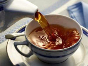 Пить много чая не нужно