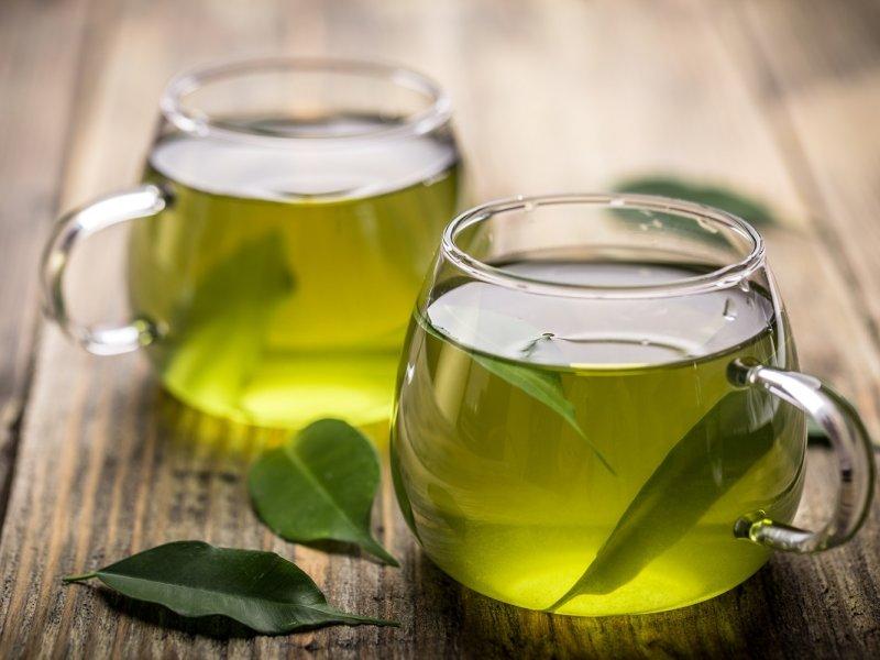 Зеленый чай обладает уникальным эффектом, который спасет от прыщей