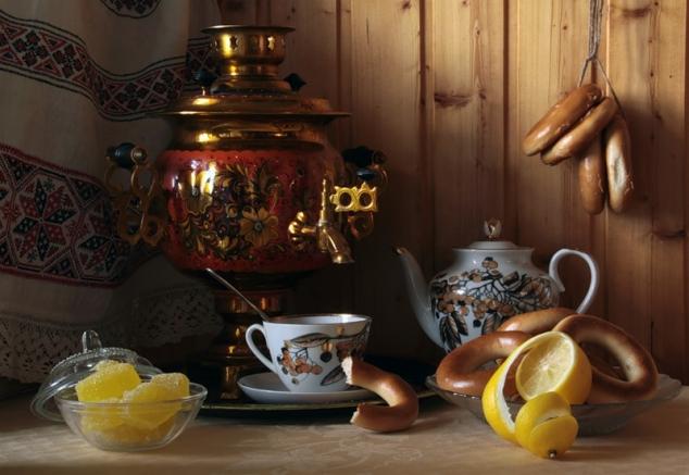 История чашки чая
