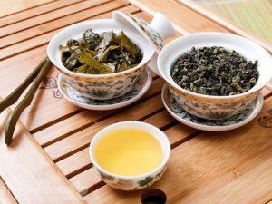 Чай улун защищает от рака груди