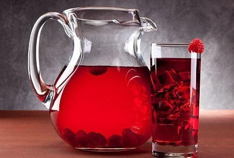 Малиновый чай душистое здоровье