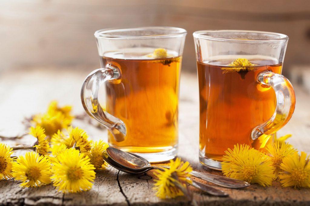 Чай из календулы: рецепты, польза и вред