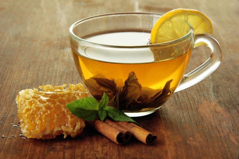 Боремся с кашлем: чай от кашля