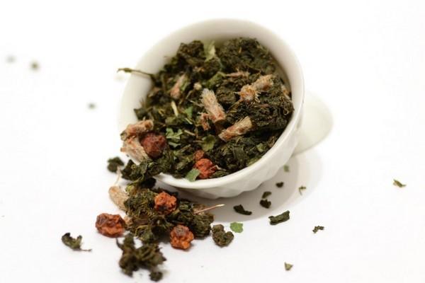 О пользе фиточаев и травяных сборов: желчегонный чай