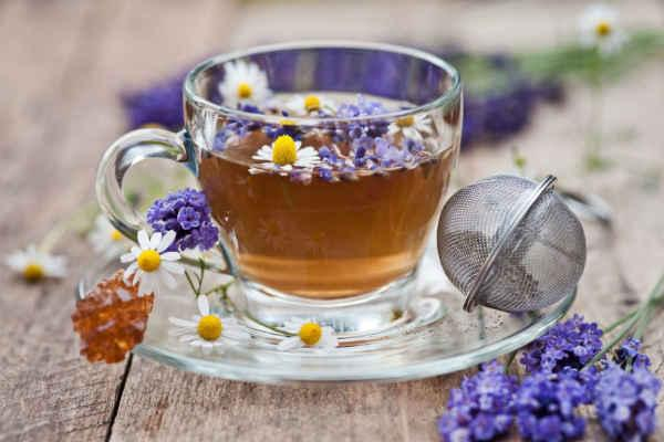 Как приготовить детский успокаивающий чай?