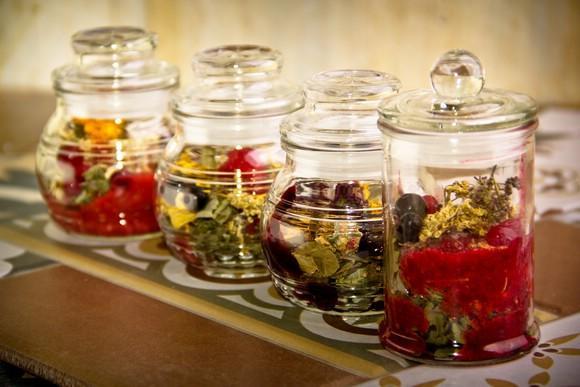 Витаминный чай: здоровье и сила