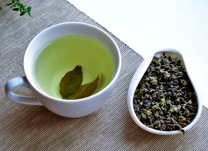 Чай молочный улун. Характеристика и полезные свойства