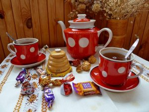 Пять причин, чтобы заменить свой утренний кофе чаем