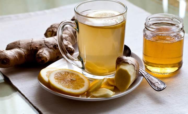 Как заваривать чай с имбирем в термосе