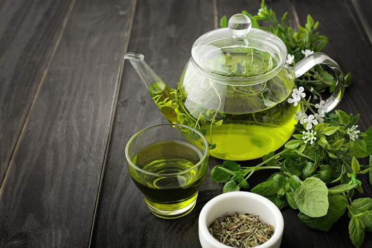 Этот вид чая способствует снижению веса