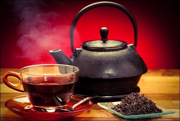 Эндофитные актинобактерии в чае