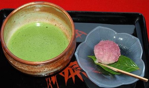 Маття — церемониальный чай