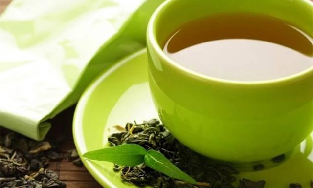 Зелёный чай в борьбе с холестерином