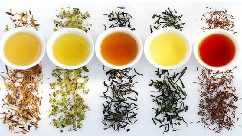 Какие бывают виды чая?