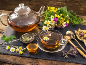 Травяные чаи для здоровья — от липового до лавандового
