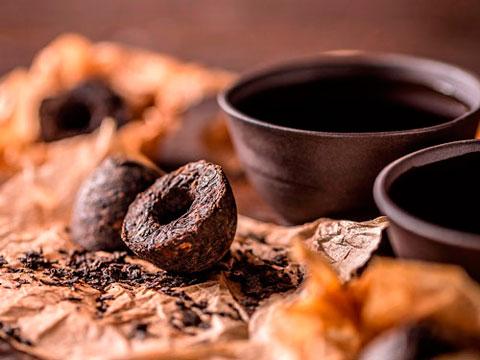 Бодрость и здоровье в китайском чае Пуэр