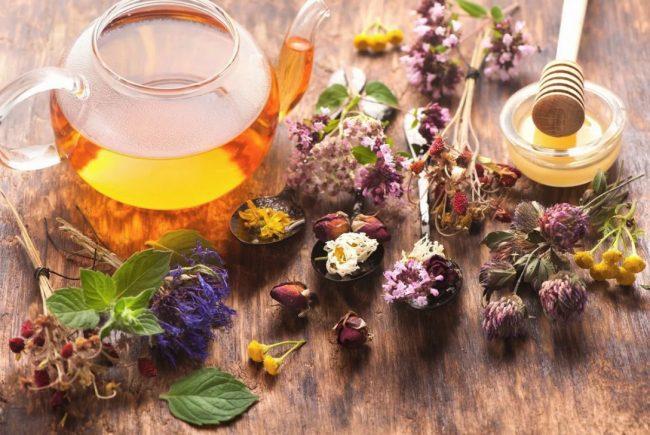 Чаи на травах, способные снизить давление
