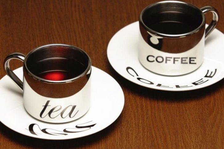 Что полезней для нашего организма — чай или кофе?