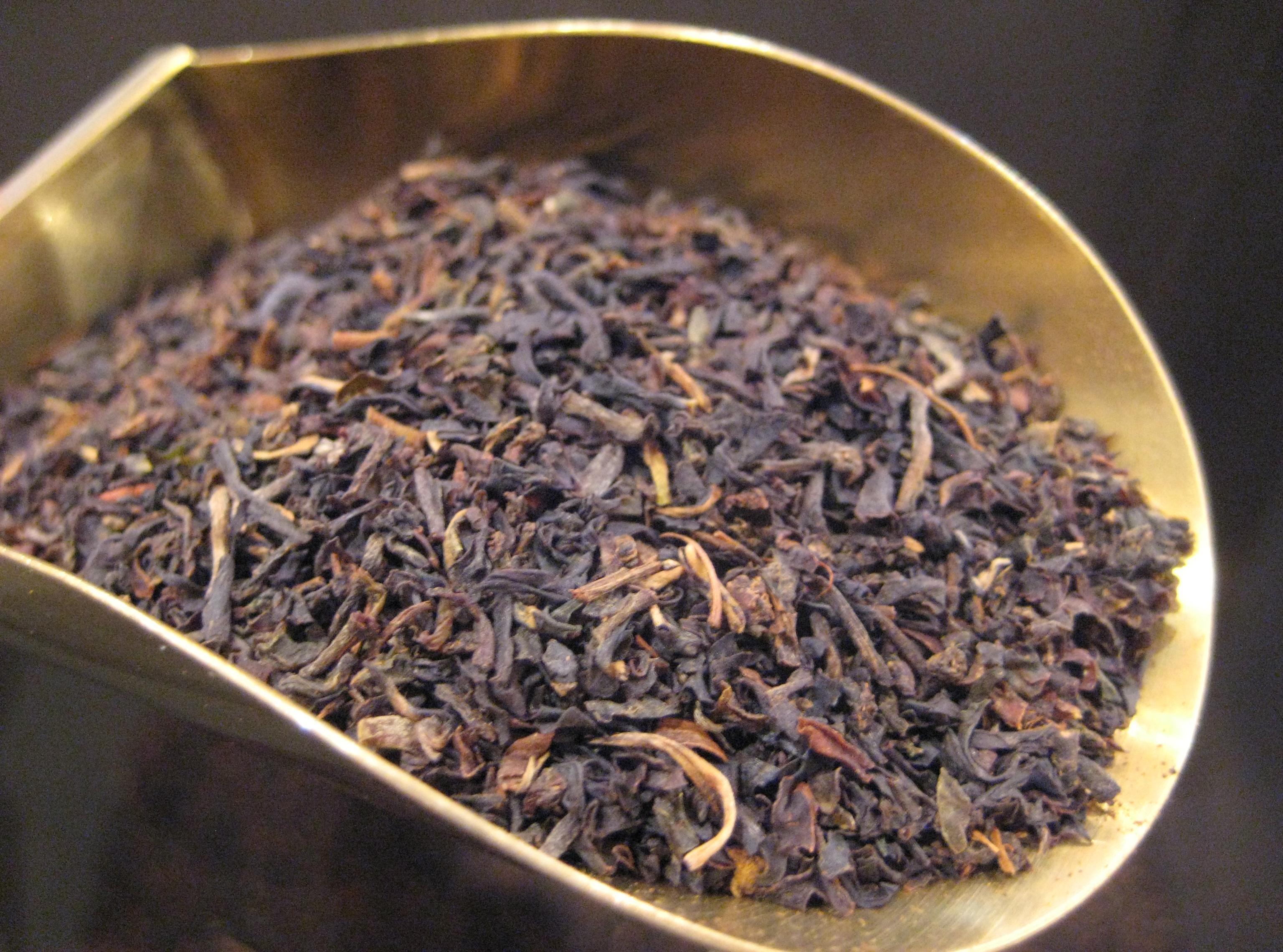 Ортодоксальный черный чай меньше всего давит на среду