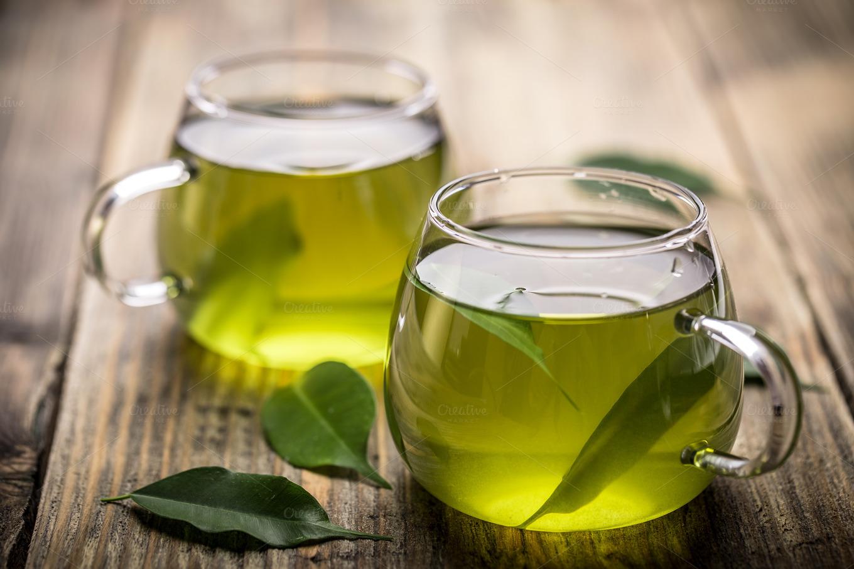Зеленый чай против хронического гастрита