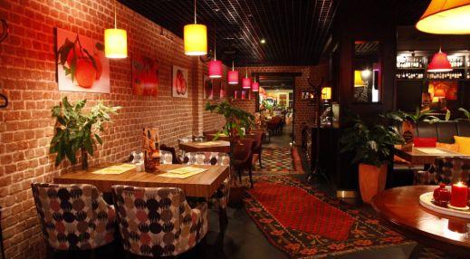 Ресторан «Saperavi Cafe» в Москве