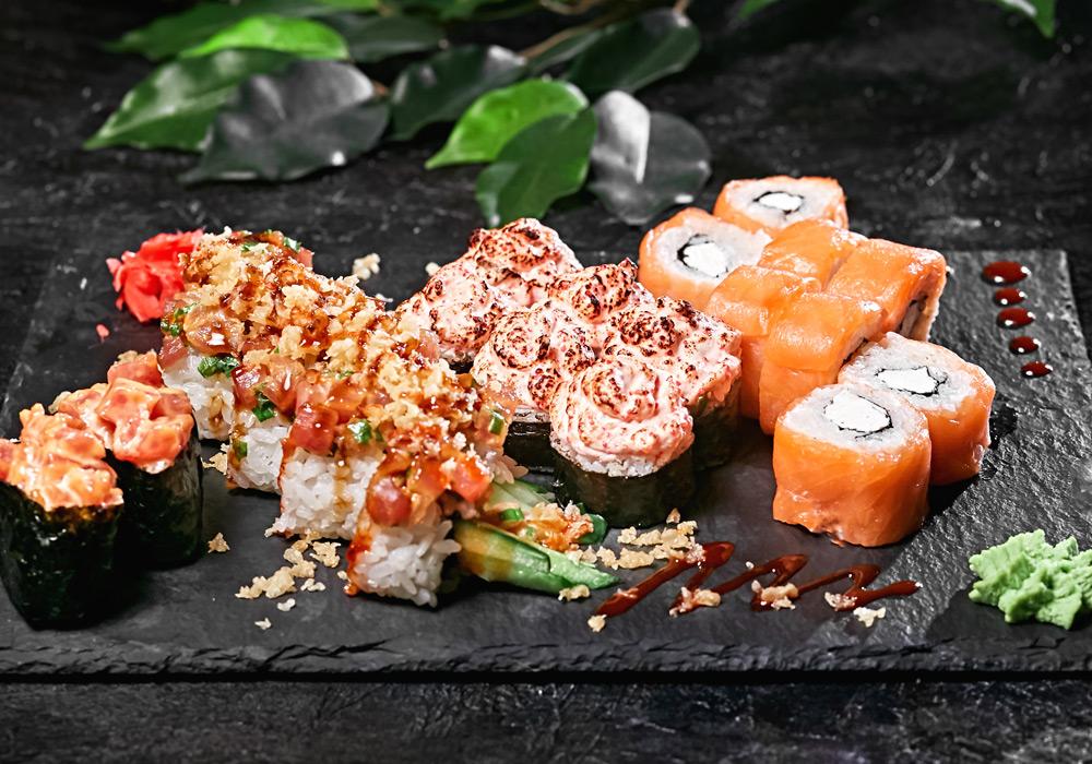Покупка суши-сета в Суши ХАУС. В чем плюсы?