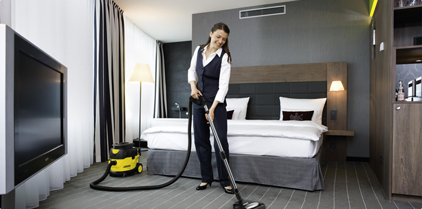 Услуги профессионалов по уборке квартир