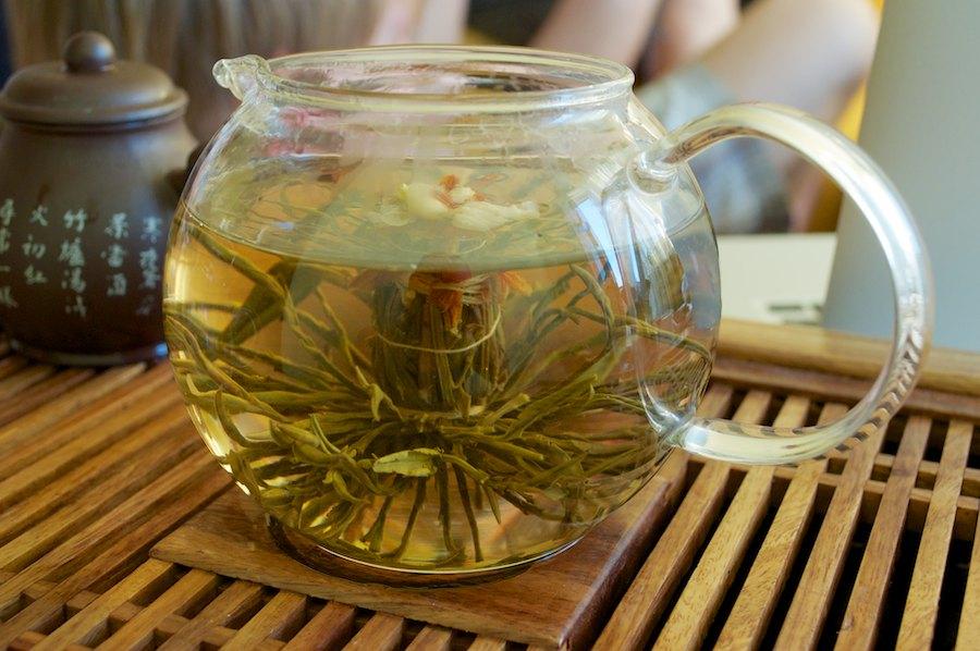 Желтый чай и его история