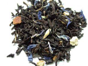 Достоинства чая с бергамотом