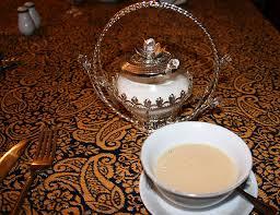 Рецепт чая со сливками из Казахстана